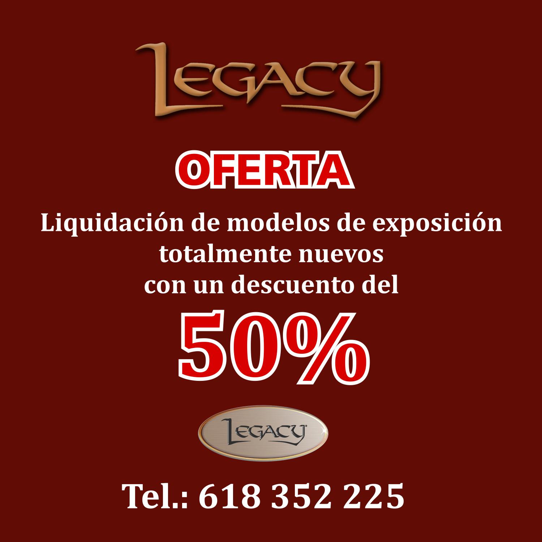 UNA PRUEBA DE LEGACY AUDIO Oferta